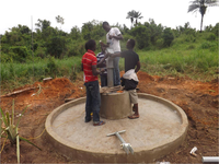 Integrated Community Water & Hygiene (ICWH) 2