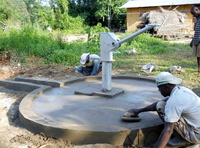 Rural Boreholes and Rehabilitation 4