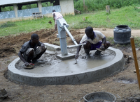 Rural Boreholes and Rehabilitation 6