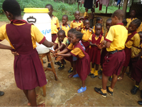 Child Friendly School WASH Project I