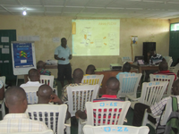 NWSHPC Training Support to NGOs