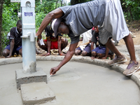 Rural Boreholes and Rehabilitation 7
